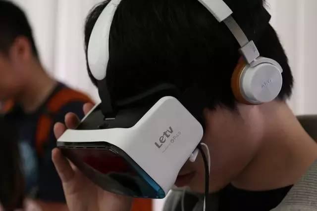 乐视,你敢做VR直播吗?